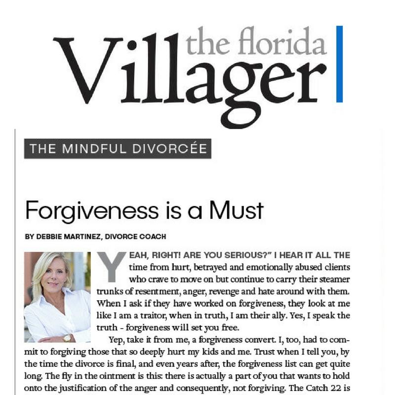 Debbie Martinez, Divorce Coach, Divorce advice, Debbie Does Divorce, Transformation thru Divorce
